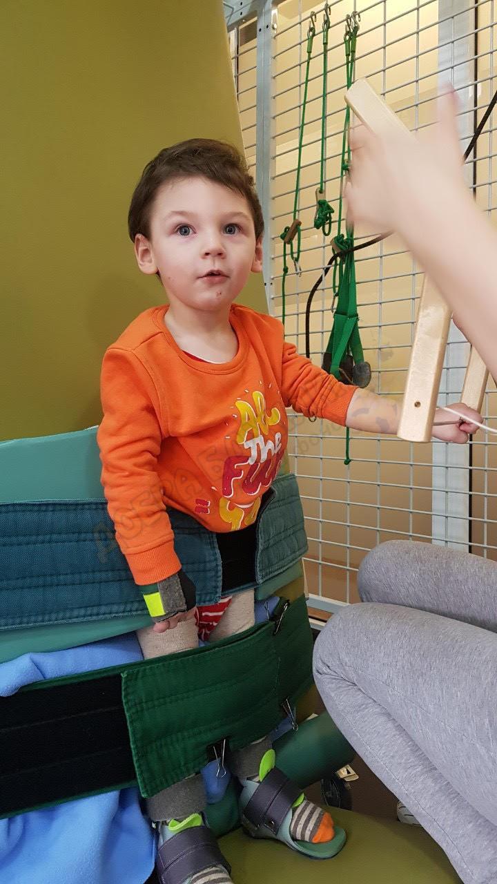 Владислав Михайлишин (3 роки)