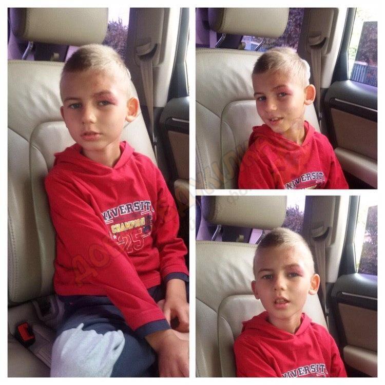 Нестор Тишкевич (10 років)