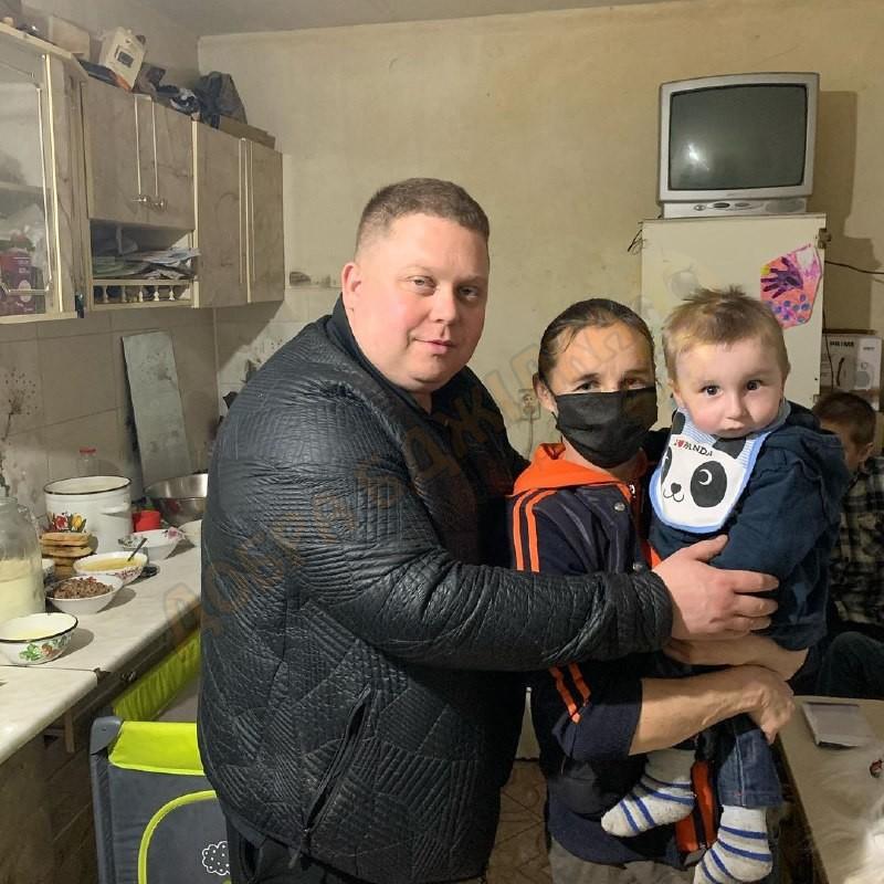 У гостях Артема Січковського