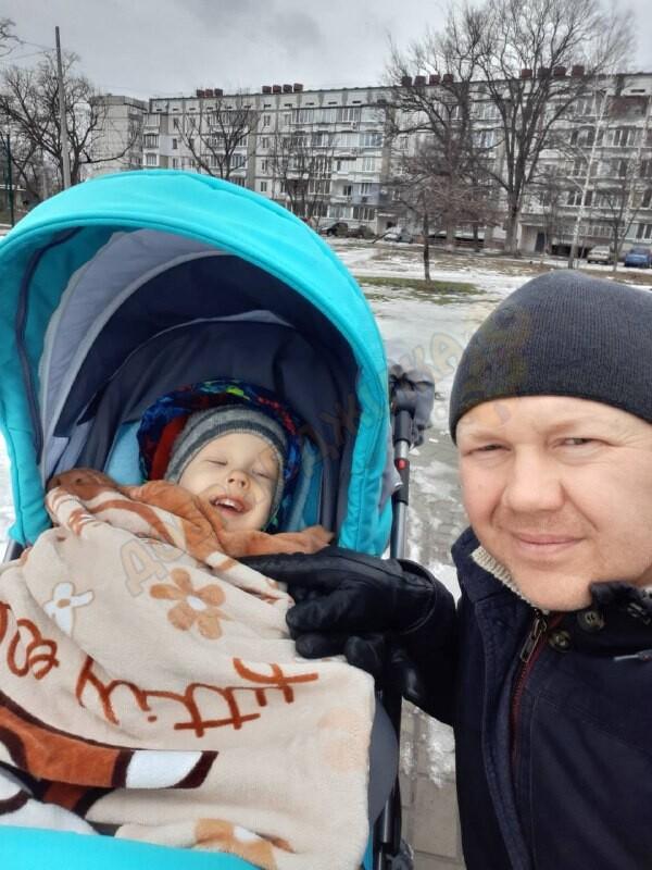 Владислав Редька потребує допомоги